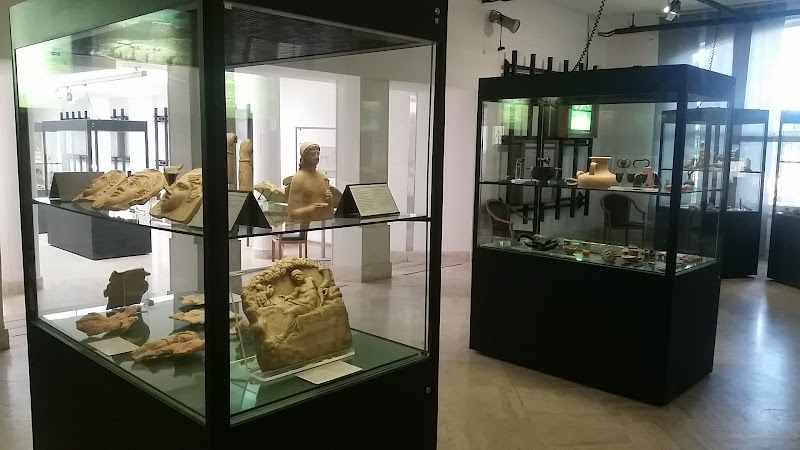 National Archaeological Museum of Siritide의 사진