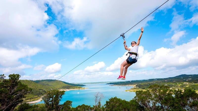 Lake Travis Zipline Adventures의 사진