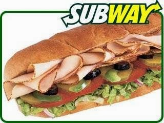 SUBWAY no Angeloni da Velha의 사진